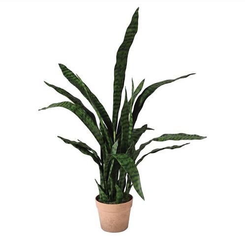 FAUX SANSEVIERIA SNAKE PLANT