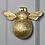 Thumbnail: BRASS BEE DOOR KNOCKER