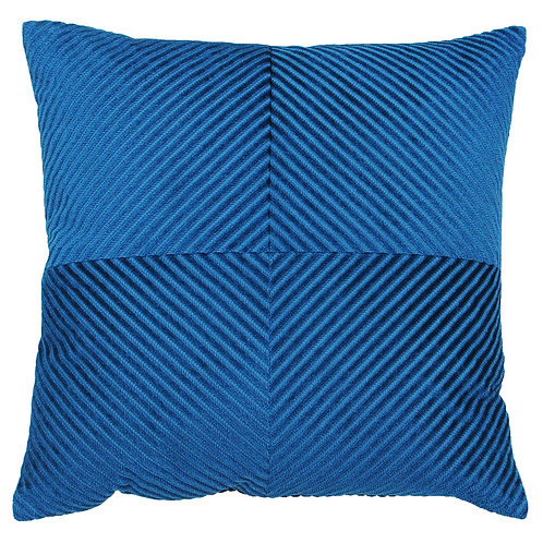 PETROL BLUE CUSHION