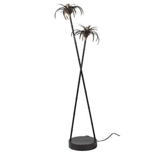 TROPICAL PALM FLOOR LAMP