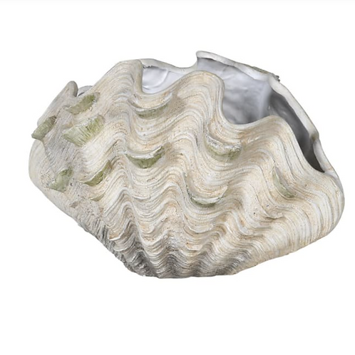 LARGE FAUX DECORATIVE SHELL
