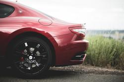 Maserati Tail