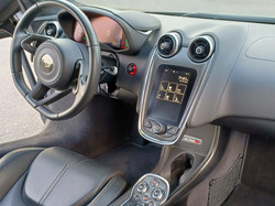 McLaren Dash