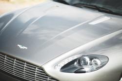 Aston Martin Hood