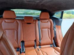 Lamborghini Urus Back Seat