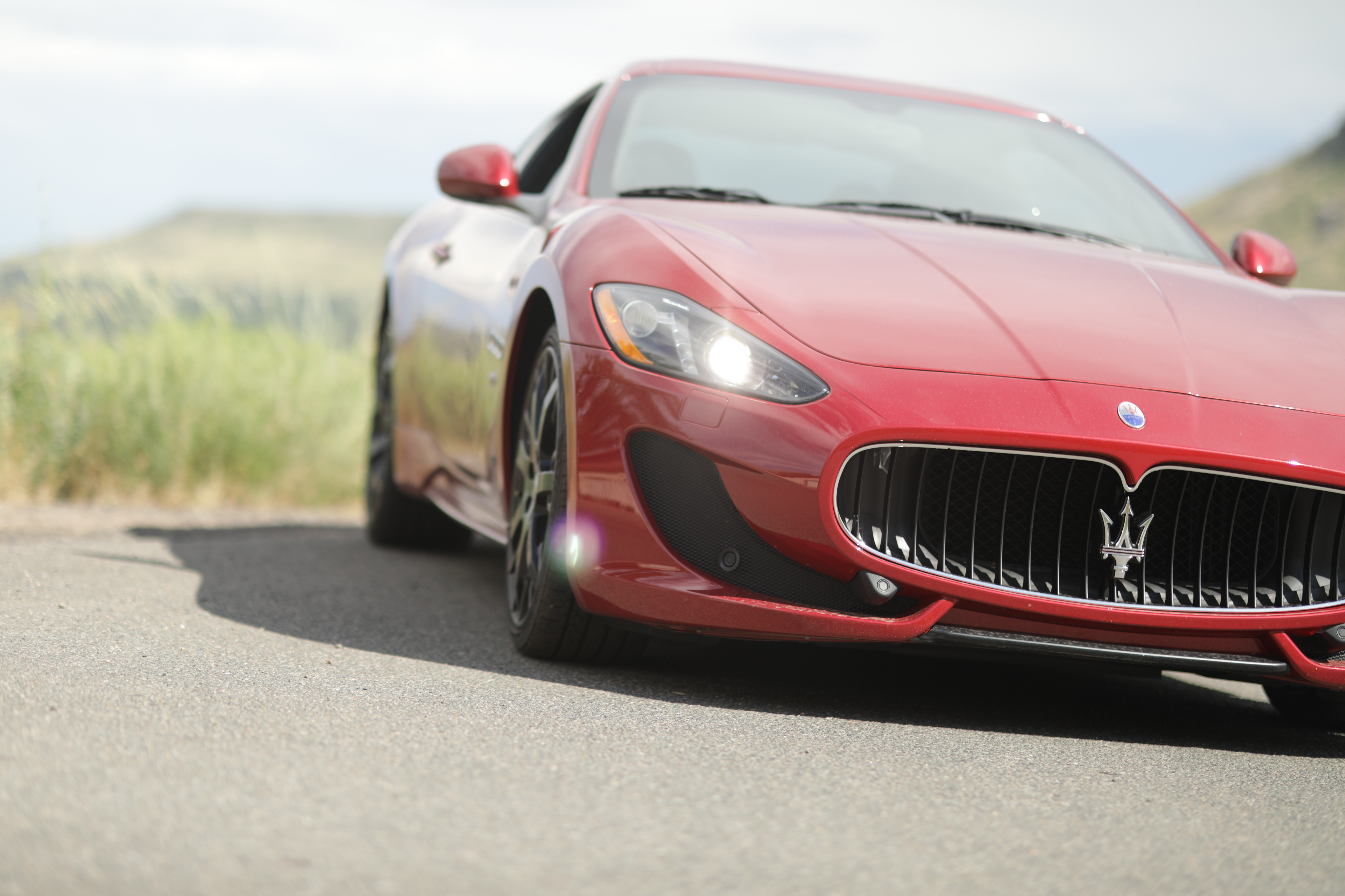 Maserati Lights