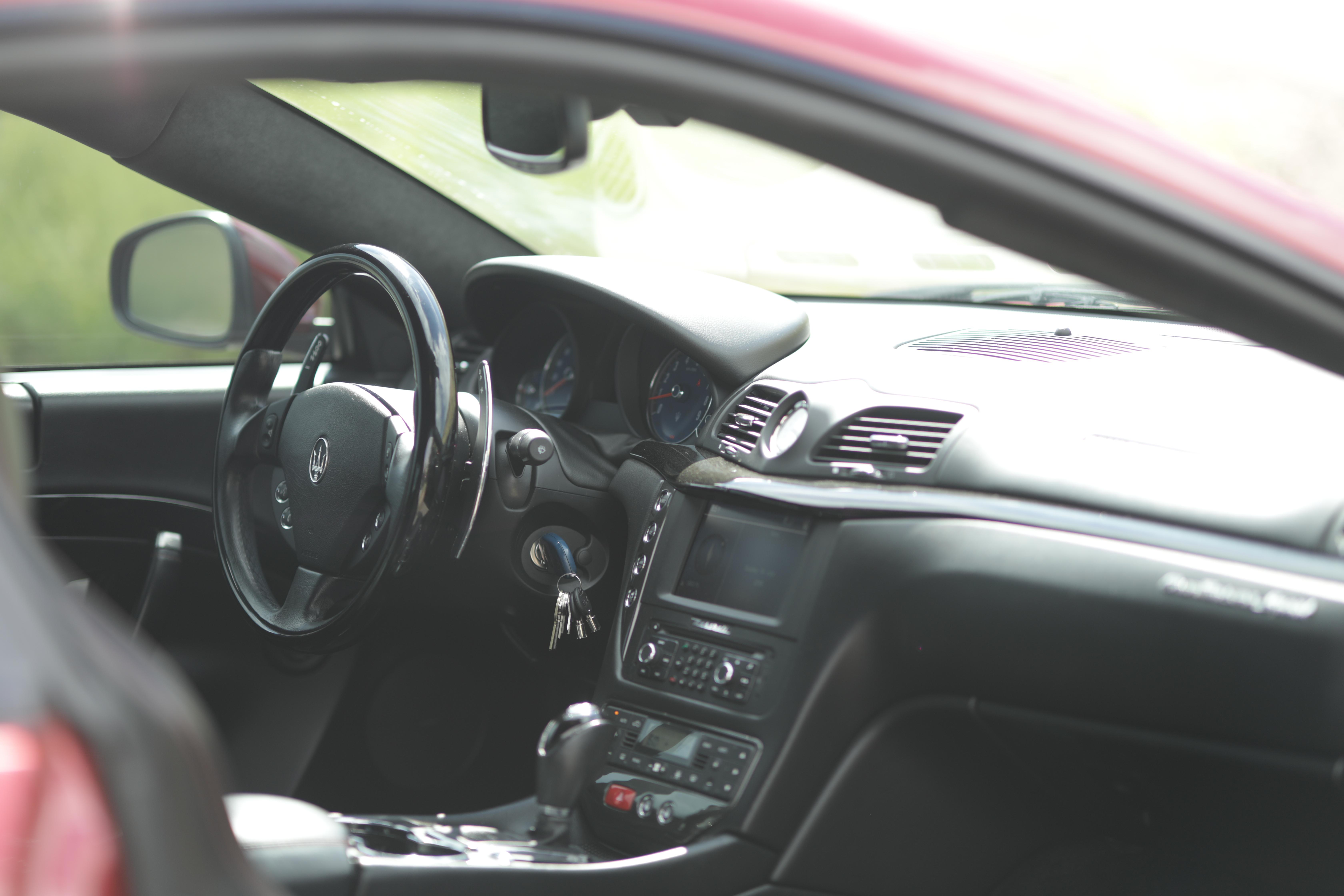 Maserati Dashboard