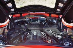 Chevrolet C8 Corvette Engine