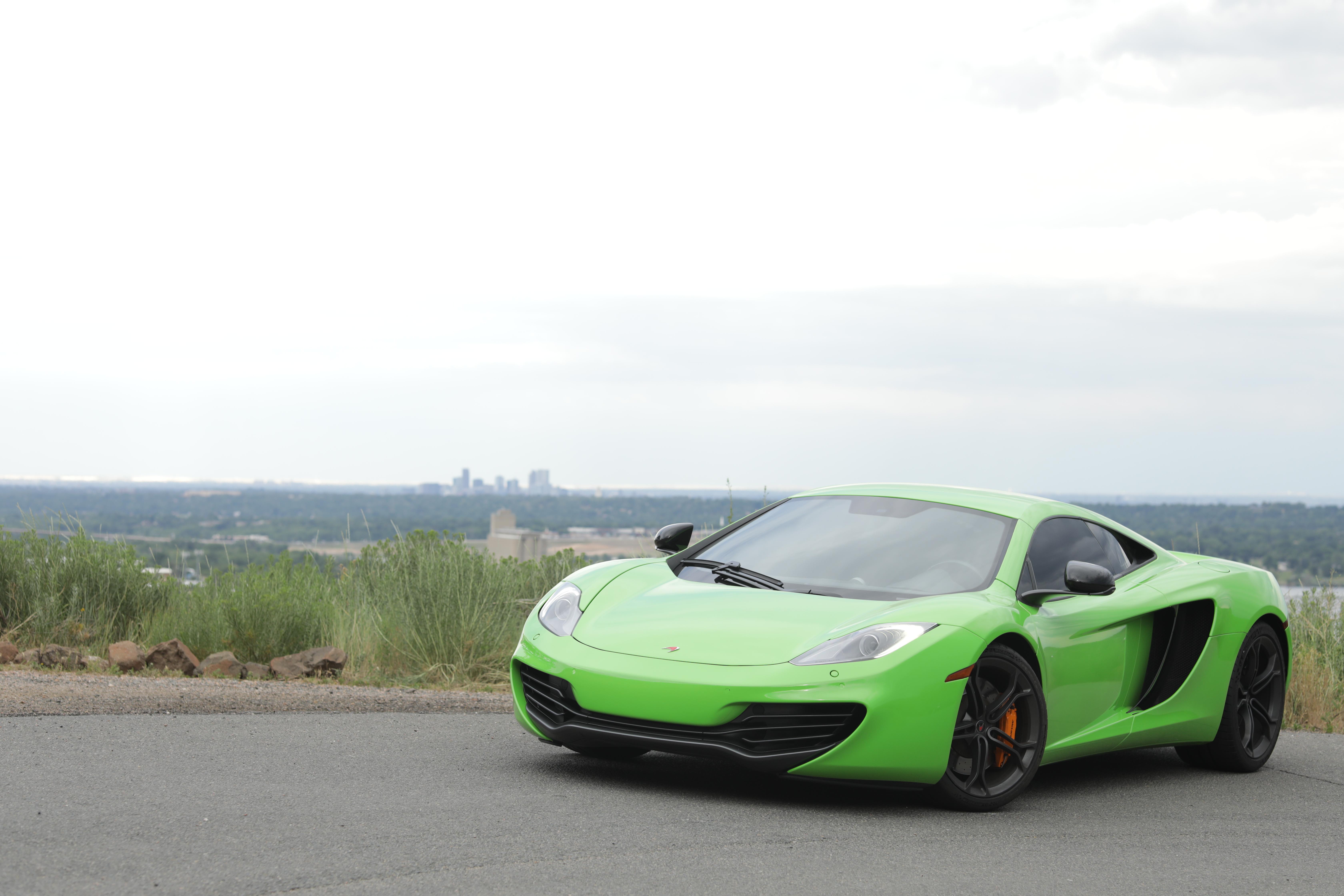 McLaren Denver Skyline
