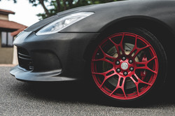 Viper Wheel and Caliper