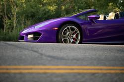 Lamborghini Front End
