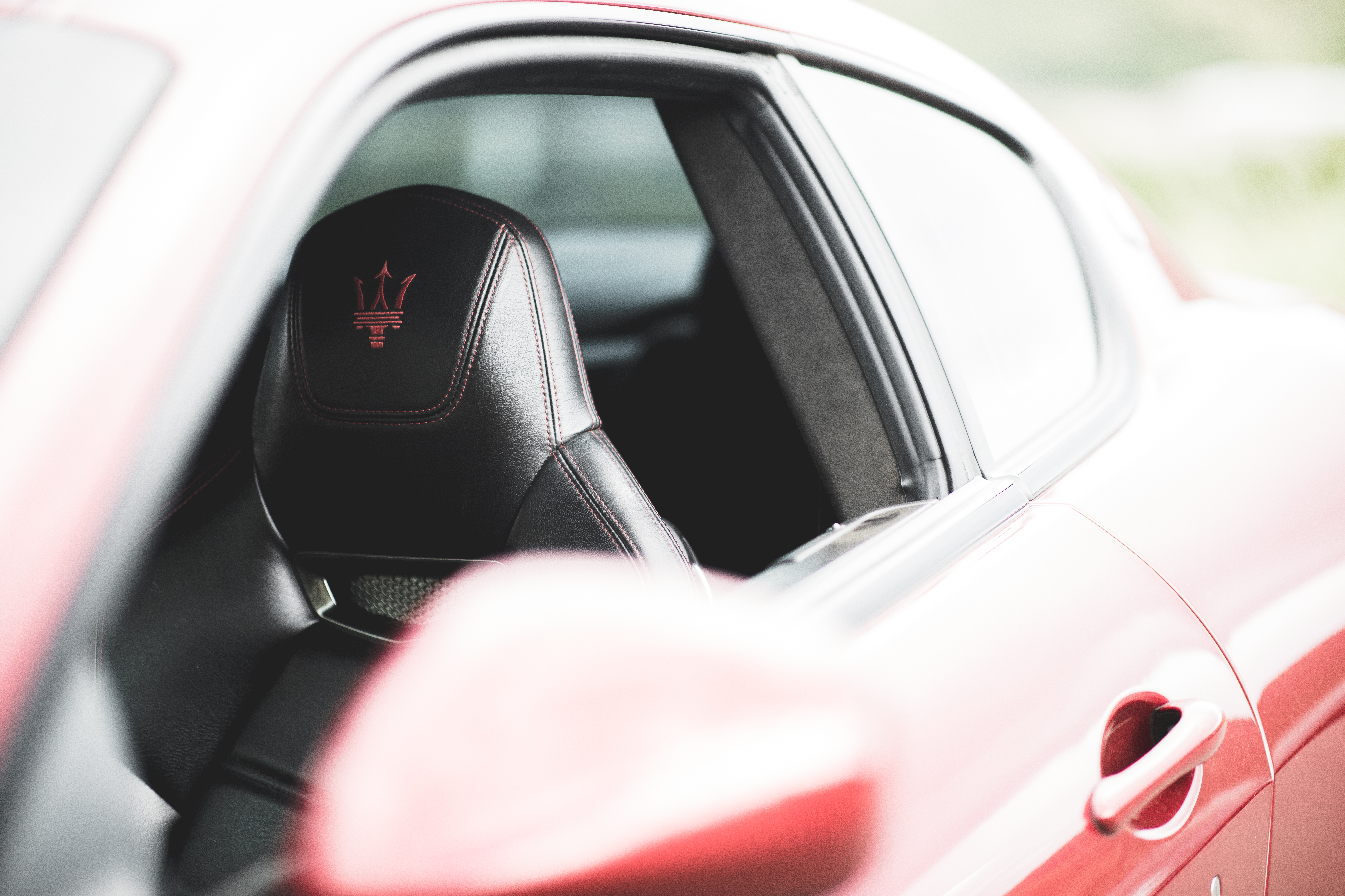 Maserati Seat