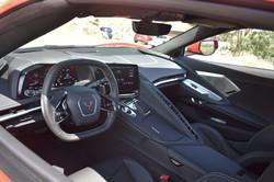 Chevrolet C8 Corvette Interior
