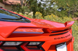 Corvette C8 Rear