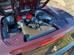 Ferrari V8 Naturally Aspirated