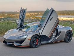 McLaren Doors
