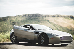 Aston Matin Doors