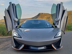 McLaren Front End
