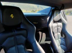 Ferrari Carbon Fiber Race Seats