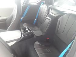 BMW i8 Backseats