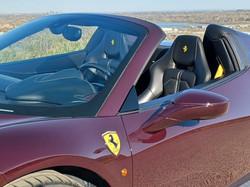 Ferrari Vinaccia Paint Convertible