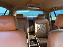 Bentley Back Seats