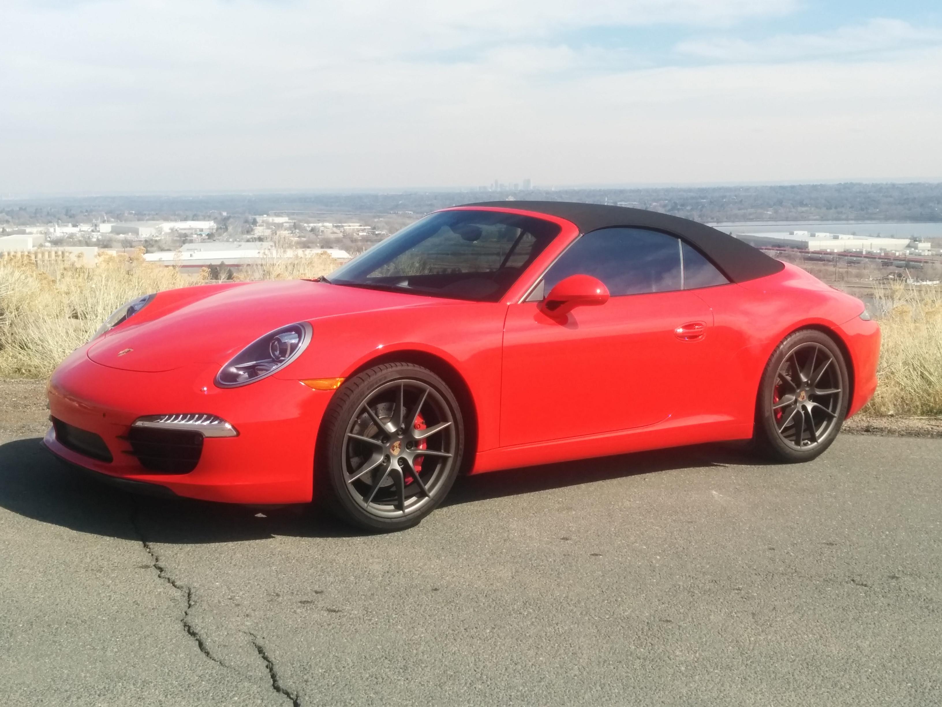 Porsche 911 Top Up