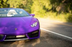 Lamborghini Back Roads