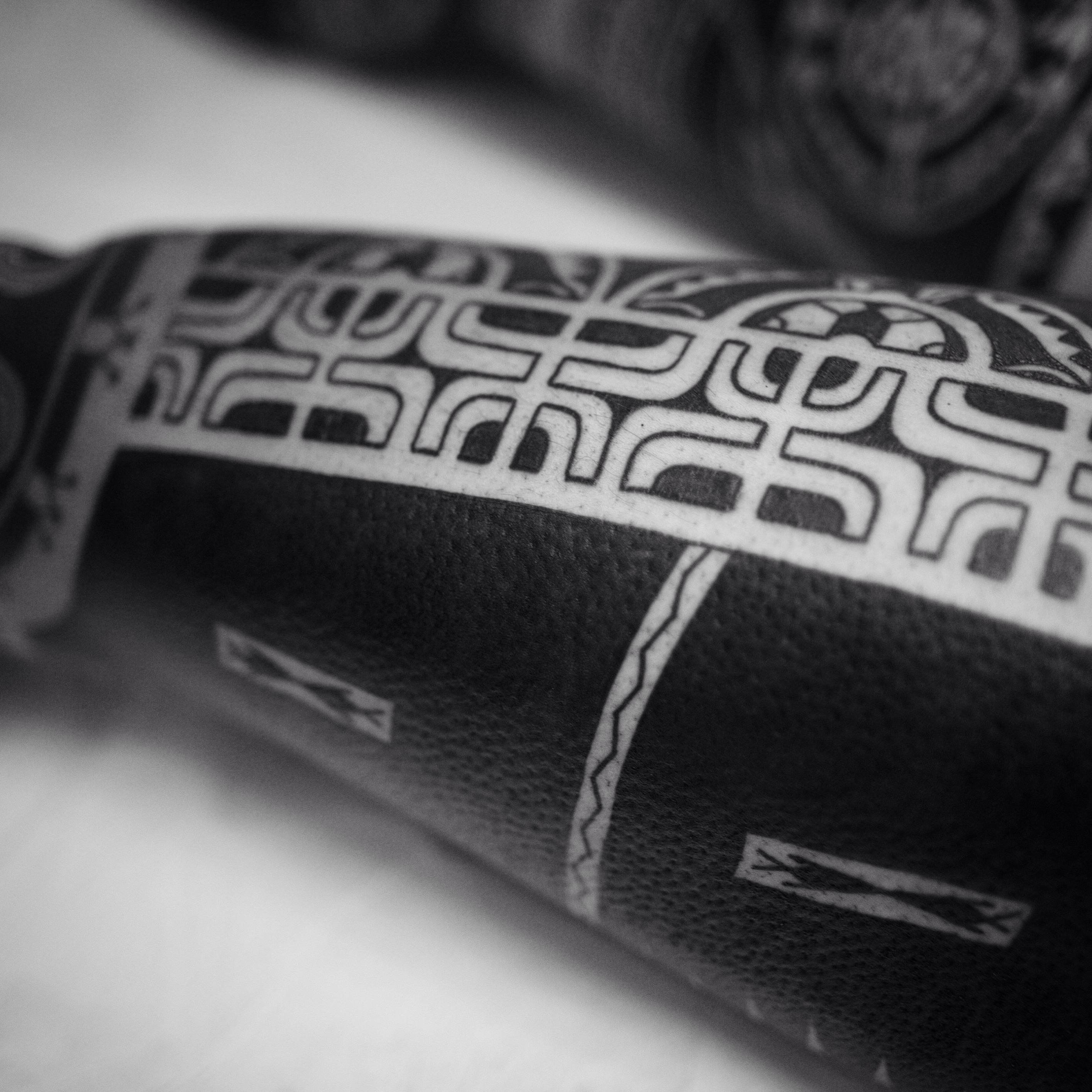 Marquesan tattoo