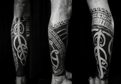 Contemporary tribal