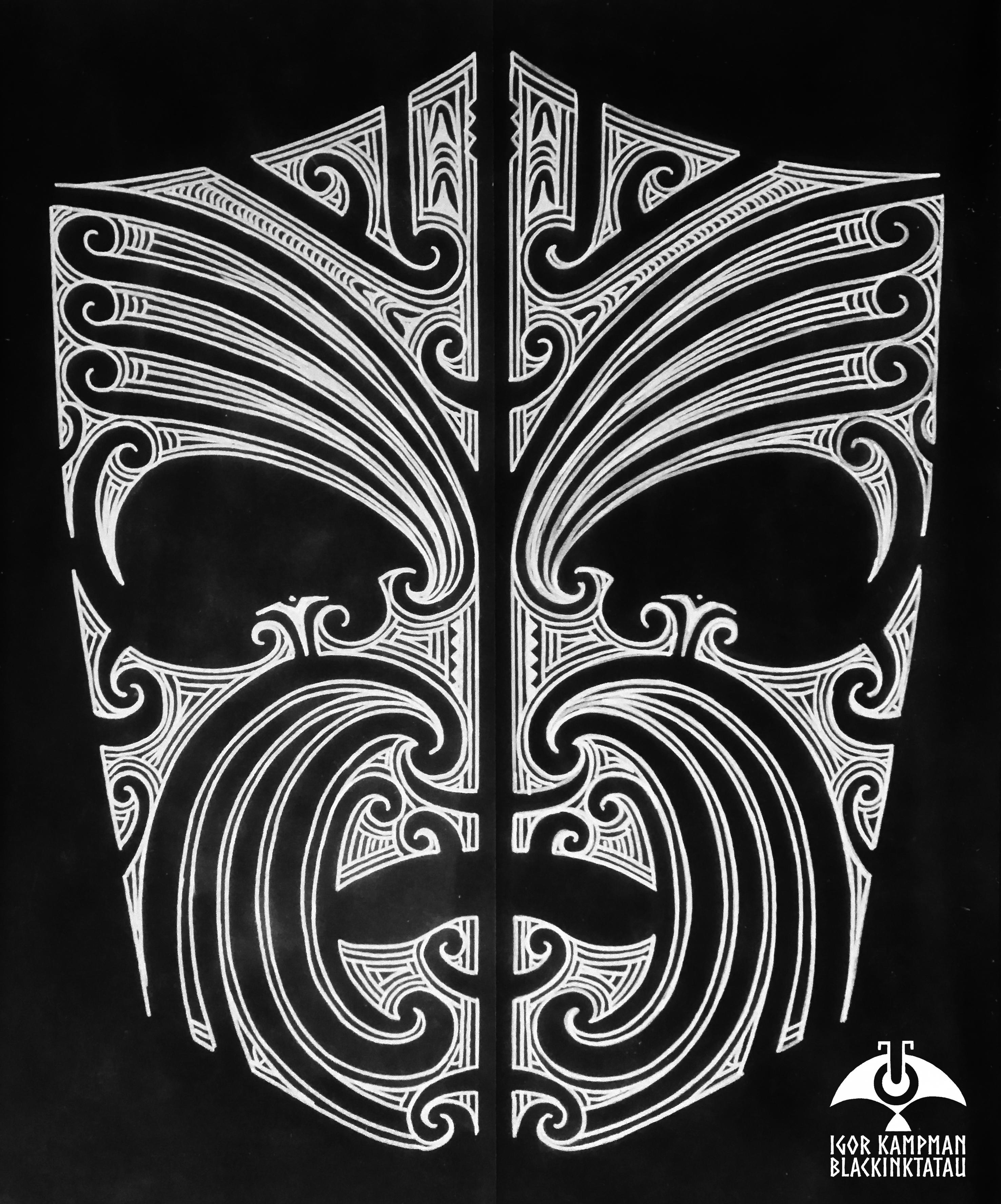 Maori contemporary