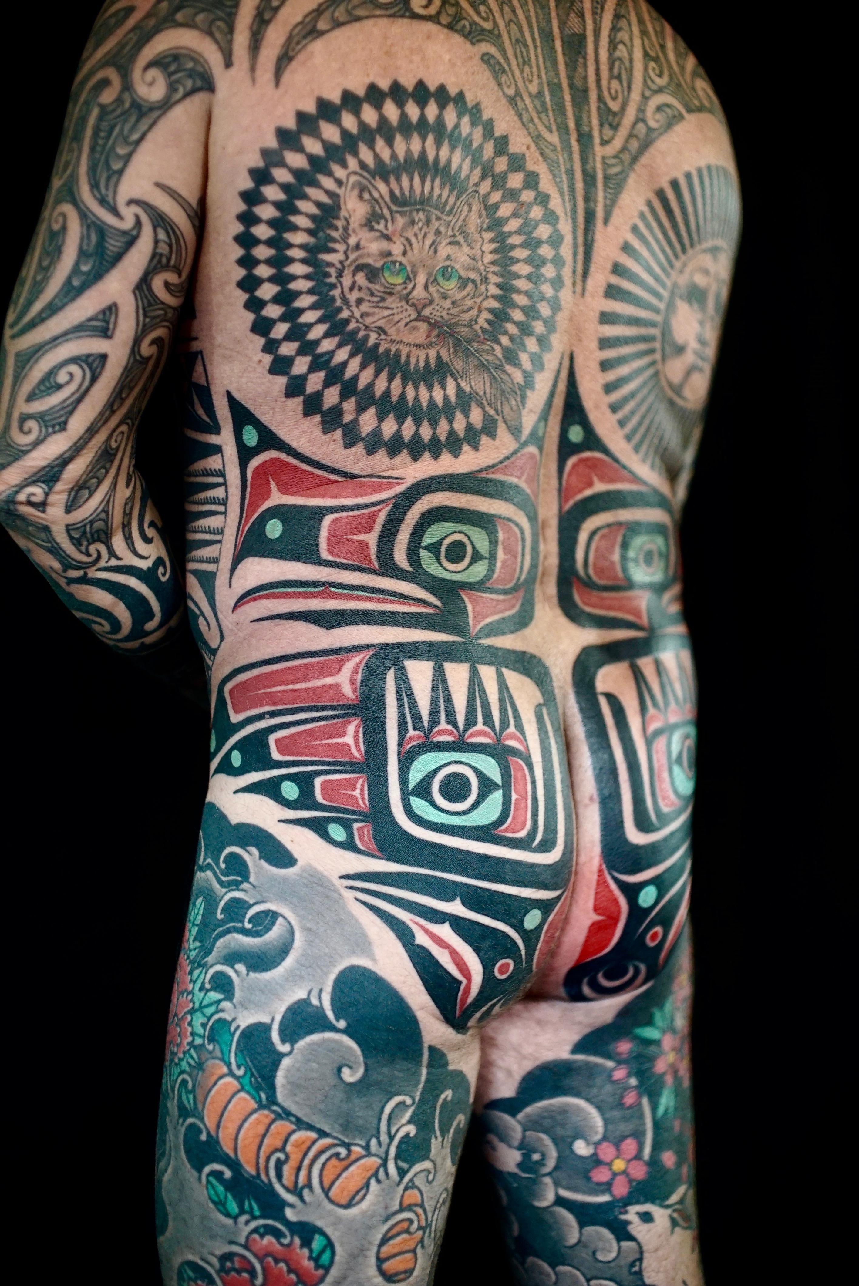 Formline - Haida