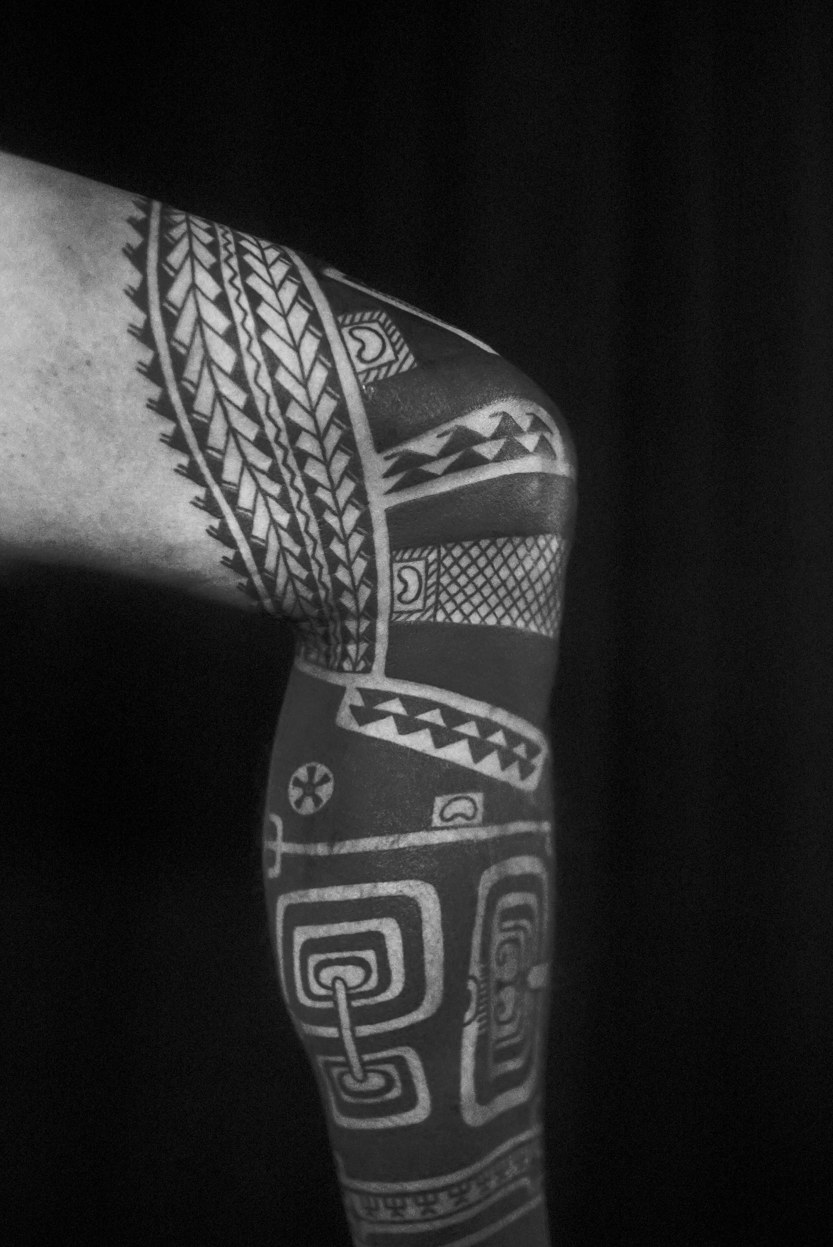 Marquesan Patutiki