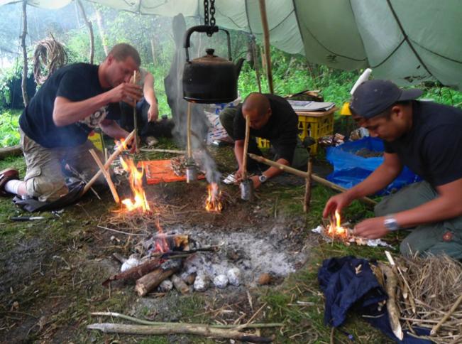 Vuur en Shelter