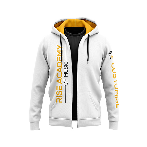 [CUSTOMISE] Official Rise Academy of Music Hoodie