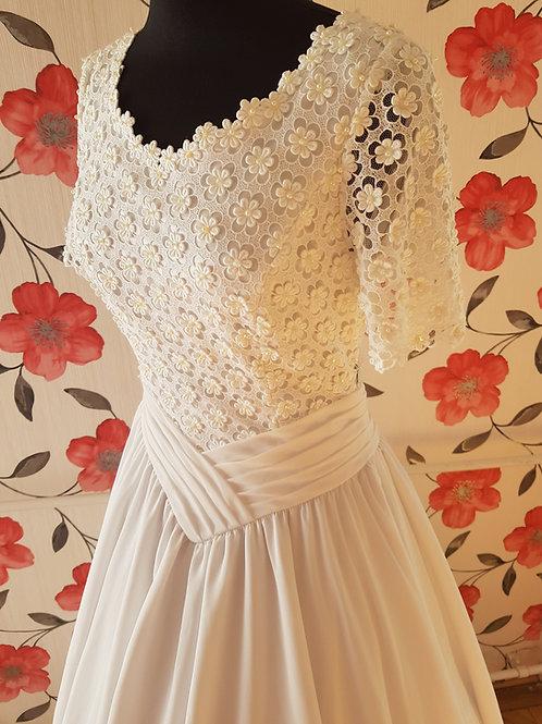 M119 Menyasszonyi ruha
