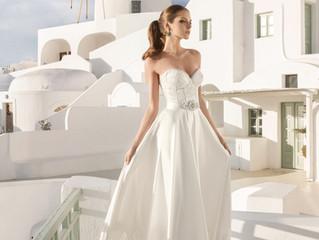 Hogyan válaszd ki az alkatodhoz legjobban illő esküvői ruhát?