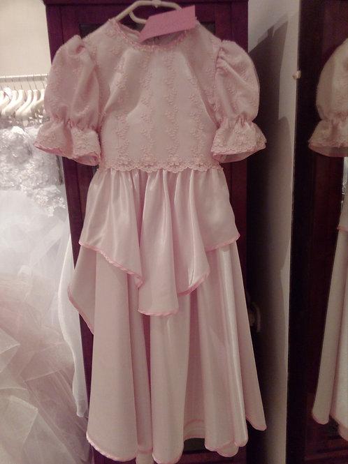 3. Kislány koszorúslány ruha
