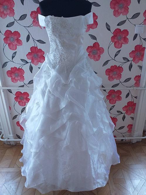 M41 Menyasszonyi ruha
