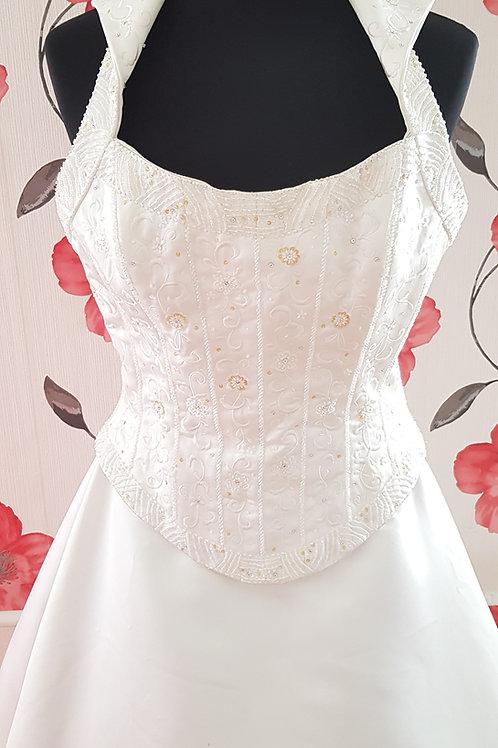 47. Menyasszonyi ruha