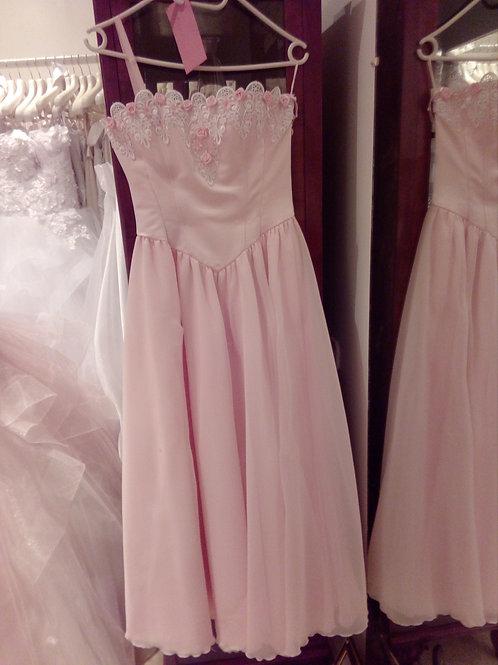 5. Kislány koszorúslány ruha