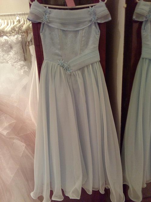 9. Kislány koszorúslány ruha