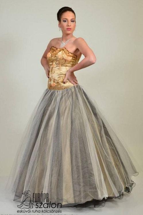 Arany alkalmi ruha