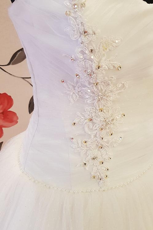 É12 Menyasszonyi ruha