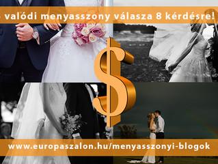 4 esküvő 4 büdzsé