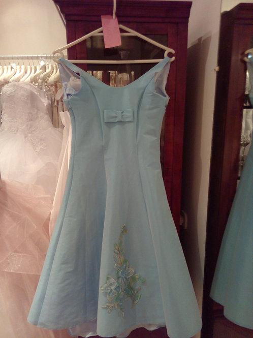25. Kislány koszorúslány ruha