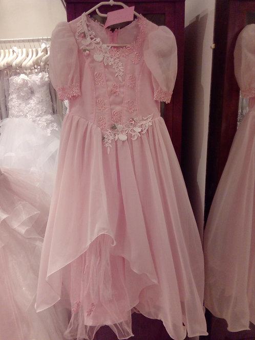 4. Kislány koszorúslány ruha