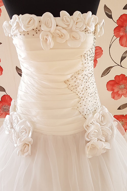 77. Menyasszonyi ruha