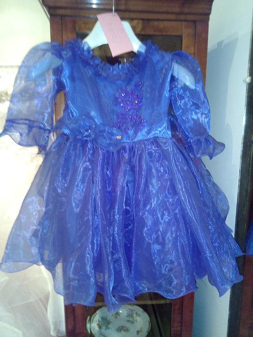 14. Kislány koszorúslány ruha
