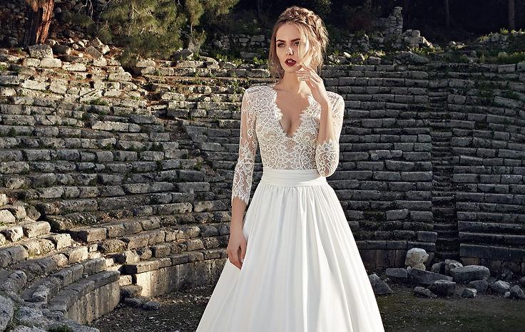 Exkluzív Lanesta esküvői ruha kollekció  5827e0c8fc